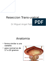 Reseccion Trans-uretral