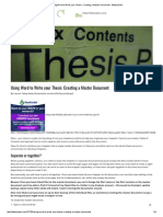 Using Word to Write Your Thesis_ Creating a Master Document - Bitesize Bio