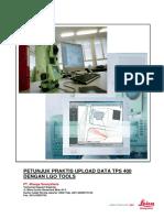 Petunjuk Praktis Upload Data Tps 400 Dengan Lgo