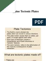 Philippine Tectonic Plates