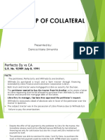 Ownership of Collateral