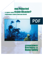 Homeowner's Guide to Hurricane Retrofit -- 2002, IBHS