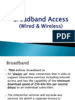 Broadband Access (Wired and wireless).pptx
