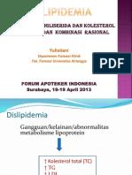 Dislipidemia April 2013