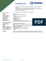 PDS Hempel's Silicone Aluminium 56910 Es-ES