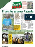 Tree Talk, August 2010
