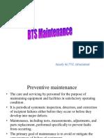 BTS Maintenance Latest