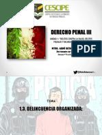 Derecho Penal III-unidad 3