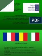 LETS PLAY GREENER, DISEMINARE A PRIMELOR ACTIVITATI DE INVATARE, PREDARE SI FORMARE , DRANCY, FRANTA .pdf
