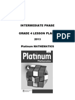 162907790-Platinum-Mathematics-Grade-4-Lesson-Plans.docx