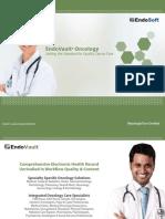 EndoSoft Oncology Brochure