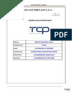 CT-533.Boundary Wall Calculation.rev.0