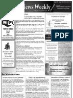 Good News Weekly - Vol 1.12 - September 3, 2010