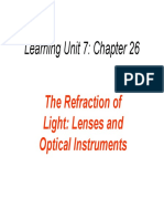 LEARNING UNIT_6 Reflection of Light _Mirrors