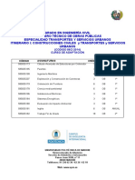 CAG-080416-Curso Adaptacion Grado en Ingeniria Civil Tsu Para (CCTSU2) 2016-17 Con Codigos