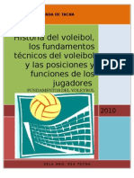 Historia Del Voleibol1