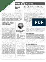 Issue 151 Organic Consumers Association