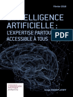 Serge Soudoplatoff - L'intelligence artificielle