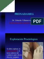 7  Exploración Proctologica