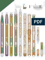 Carnival Fantasy Deck Plan PDF