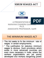 The Minimum Wages Act-ppt-2017