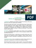 Définition Des Différents Extraits Des Plantes. Par Paolo Fornara