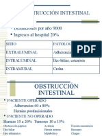 9  Obstruccion Intestinal