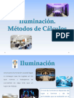 Iluminación. Metodos de Calculos