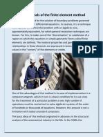Fundamentals of the Finite Element Method