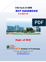 IV-HAND BOOK 2017-2018
