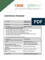GREDIT2016-ConferenceProgram