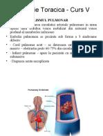 Chirurgie Toracica Curs V