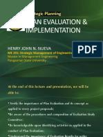 planevaluationimplementation