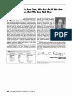 1990 Paper on Herbivores by william C roberts