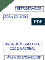 Área de Refrigeración