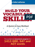 LaCarna, John-Build Your Vocabulary Skills! _ a Quick and Easy Method-The Graduate Group (2000)