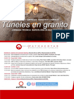 Tuneles en Granito
