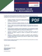 Politica SSOMA JULIO 2016.pdf