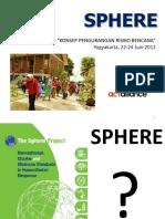 SPHERE Project Handbook