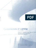 Fundamentals of Lighting Optim