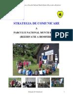 Strategia de ComunicareAPNMR