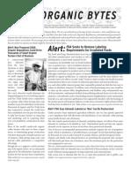 Issue 107 Organic Consumers Association
