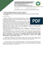 Lsmap Surat Penawaran Pelatiahan Peguatan Kapasitas Aparatur Desa 2
