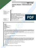 NBR 13142 - Dobramento de Copia