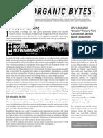 Issue 118 Organic Consumers Association