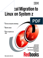 Practical Migration to Linux on System z