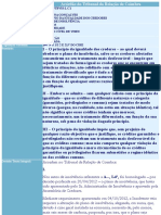 PRINCÍPIO DA IGUALDADE DOS CREDORES;PLANO DE INSOLVÊNCIA.pdf