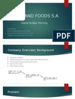 EUROLAND FOODS SYNDICATE 9.pptx
