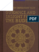 900. GUIDANCE AND INSIGHT FROM THE BUDDHA