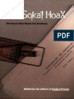 Sokal Hoax the Sham That Shook the Academy the - L